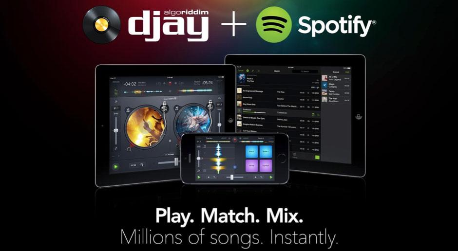 djay Spotify