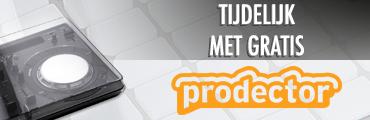 """Prodector Actie DDJ-WeGo 3"""" title="""