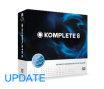 Produceersoftware Native Instruments Komplete 8 Update