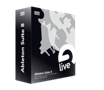 Produceersoftware Ableton Suite 8 upgrade vanaf Suite 7