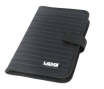 CD mappen & cases UDG CD Wallet 24 Black/Grey Stripe
