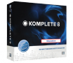 Produceersoftware Native Instruments Komplete 8 Studio educatief, 5 licenties