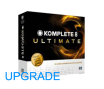 Produceersoftware Native Instruments Komplete 8 Ultimate Upgrade