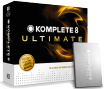 Produceersoftware Native Instruments Komplete 8 Ultimate