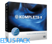 Produceersoftware Native Instruments Komplete 9 Educational 5 pack
