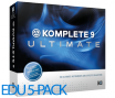 Produceersoftware Native Instruments Komplete 9 Ultimate Educational 5 pack