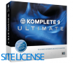 Produceersoftware Native Instruments Komplete 9 Ultimate Educational site license