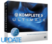 Produceersoftware Native Instruments Komplete 9 Ultimate Update
