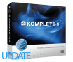 Produceersoftware Native Instruments Komplete 9 Update