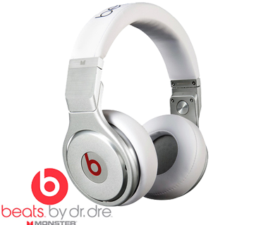 Monster Beats by Dr. Dre Beats Pro wit