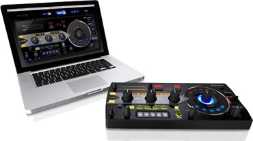 RMX1000 met laptop en software