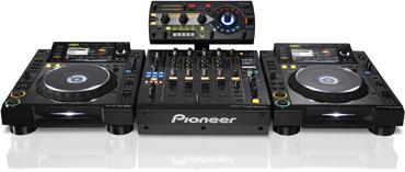 RMX1000 met Pioneer CDJ2000 DJM900 set
