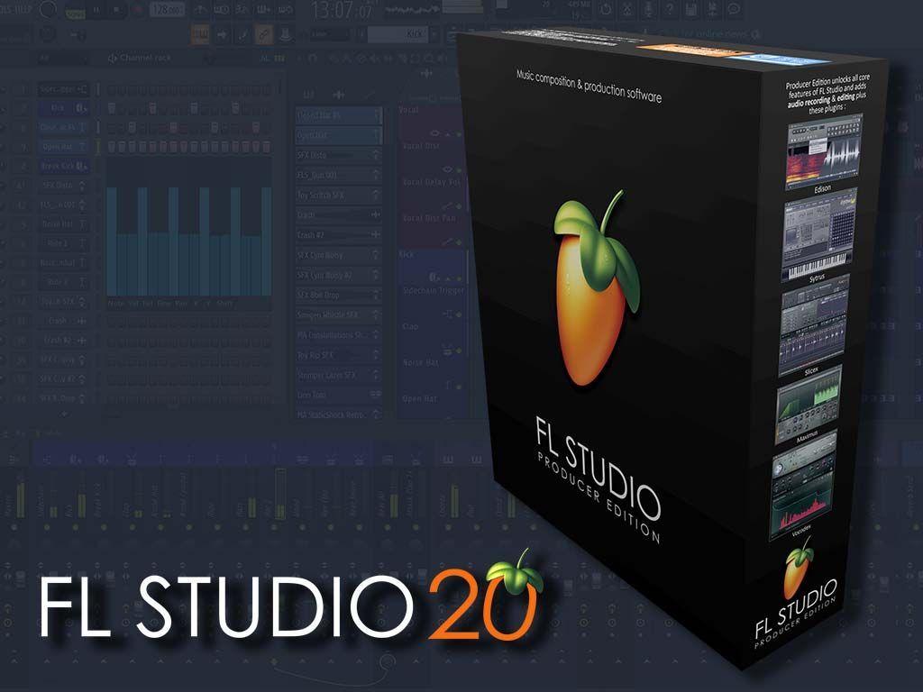 FL Studio Producer Edition Free Download