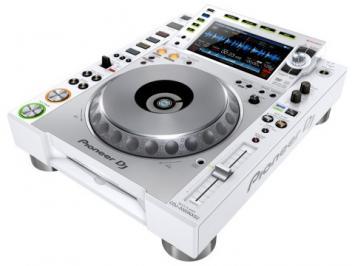NIEUW: Limited Edition CDJ-2000NXS2-W en DJM900NXS2-W (WHITE)