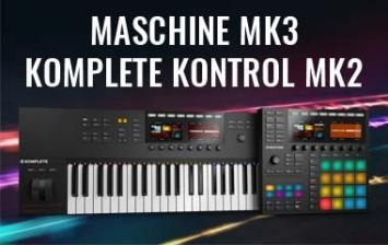 Native Instruments geeft Maschine en Komplete Kontrol een upgrade