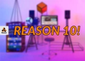 Vanaf vandaag beschikbaar, Reason 10!