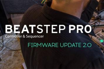 Arturia's Beatstep Pro 2.0 (firmware update)