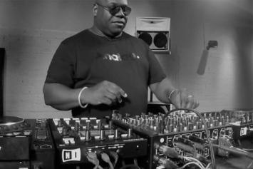 Interview: Carl Cox omschrijft zijn nieuwe (MODEL 1) DJ-setup