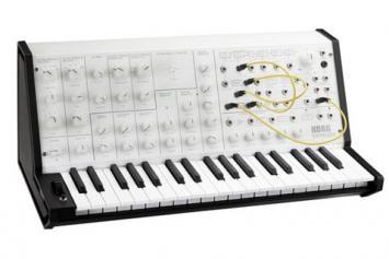 Korg MS-20 mini nu ook in wit verkrijgbaar