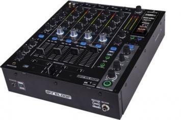 Reloop's nieuwe RMX-90 DVS DJ mixer