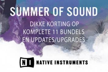 Summer of Sound: Komplete updates veel voordeliger