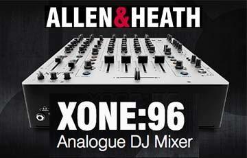 A&H XONE:96 Het Lang Verwachte Vervolg