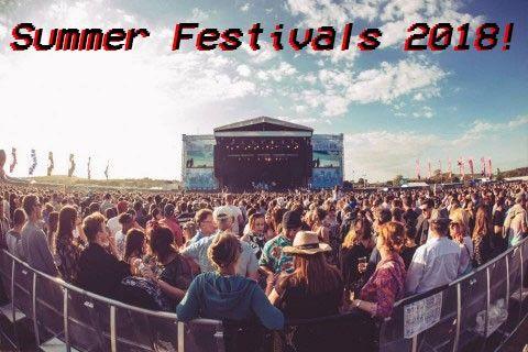 Festival seizoen