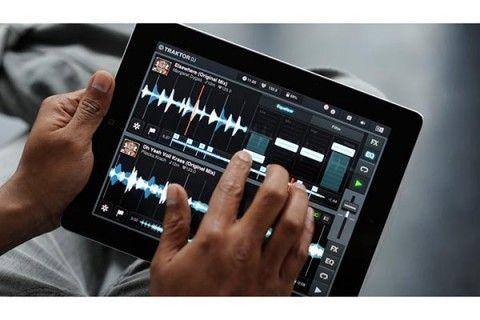 DJ'en met een app