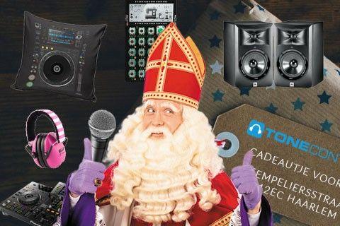 Sinterklaas Cadeau voor de DJ/Producer
