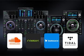 Denon DJ presenteert streaming voor Prime series