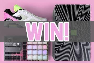 WIN! Nike Air Max 180 & Custom Maschine Mikro