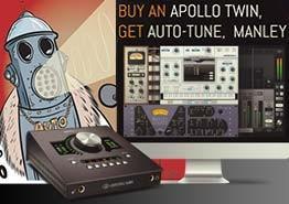 Apollo en Antares AutoTune bundelen de krachten