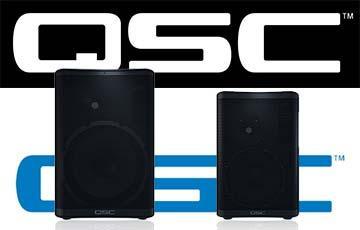 """QSC lanceert de nieuwe """"Compact Powered"""" serie"""